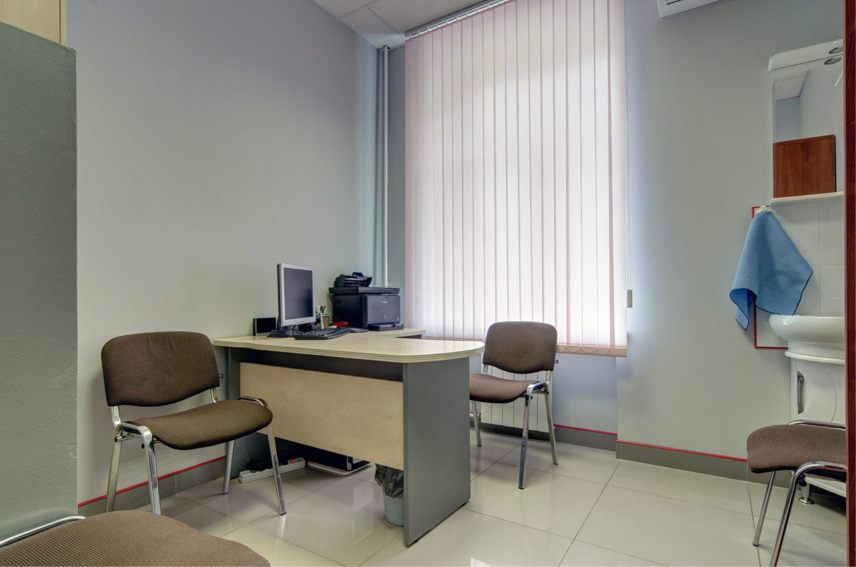 наркологическая клиника-кабинет врача